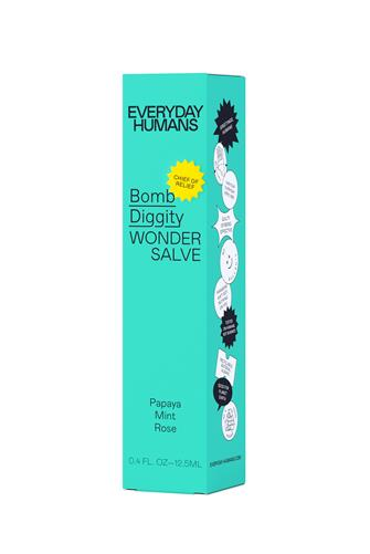 Bomb Diggity Mint Wonder Salve BLUE