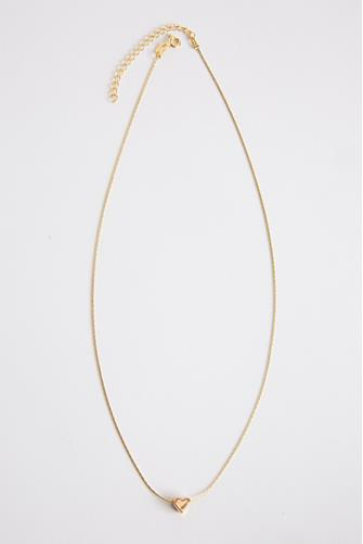 Love Salty Pendant Necklace GOLD