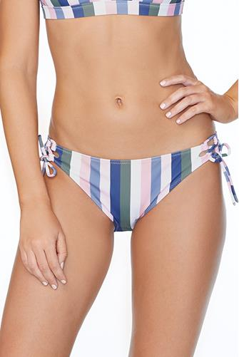 Chasing The Sun Tunnel Hipster Bikini Bottom MULTI