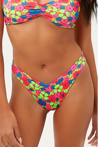 Groovy Haven Hipster Bikini Bottom MULTI