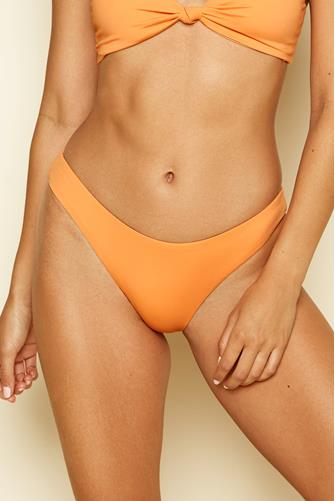 Amberglow Nocturnal Hipster Bikini Bottom ORANGE