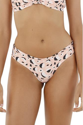 Rose Africa Paramount Bikini Bottom PINK MULTI -