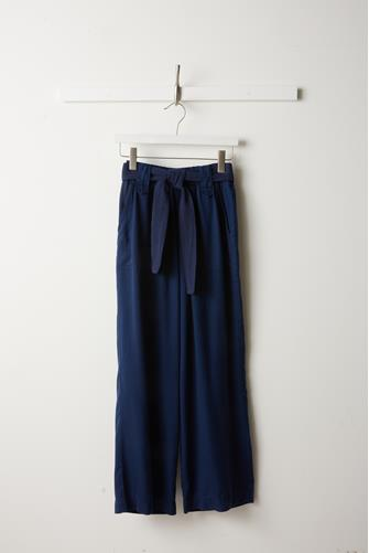 Navy Tencel Pant NAVY