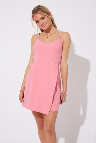 Morning Glory Pink Envelope Dress LITE PINK