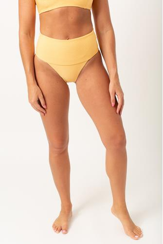 Golden Hour Eco Chic Repreve Desi Bikini Bottom PEACH