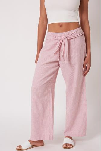 Lychee Florencia Pant RED MULTI -