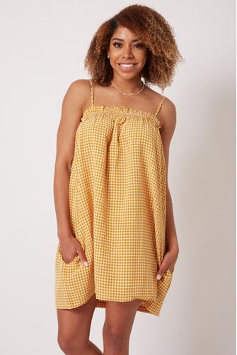 Lust For Life Dress YELLOW