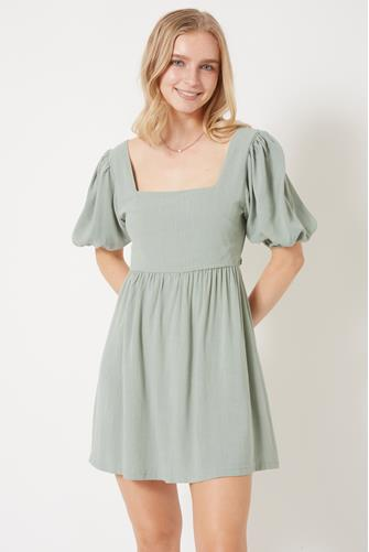 Halley Dress SAGE