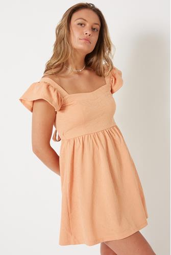 Isla Dress ORANGE