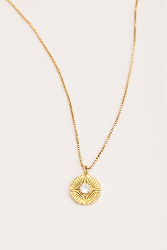 Haven Necklace GOLD