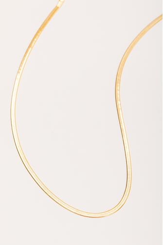Skinny Monte Carlo Necklace GOLD