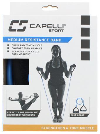 CAPELLI -Medium Resistance Band BLUE