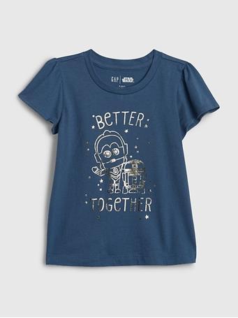 GAP - Star Wars Graphic T-Shirt 03 R2D2