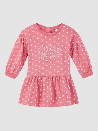 GAP - Baby GAP Arch Dress CHATEAU ROSE