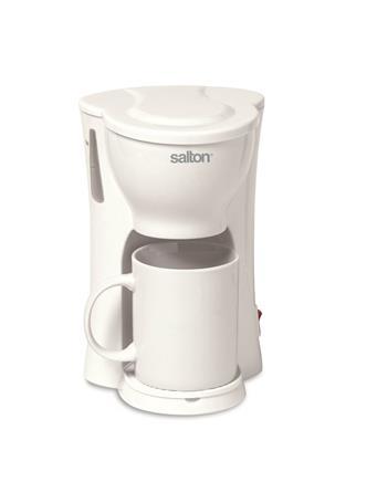 SALTON -  Space Saver 1 Cup Coffee Maker No Color