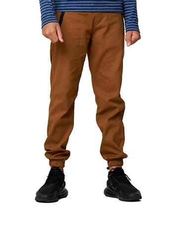 TONY HAWK -  Twill Pocket Jogger GOLDEN BROWN
