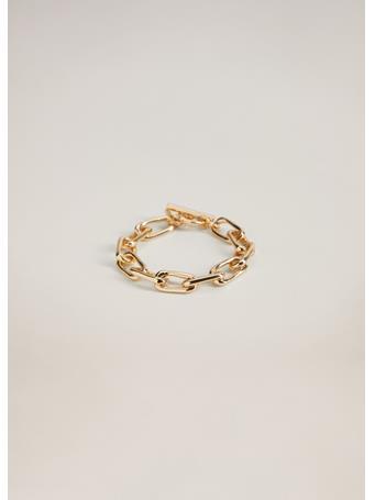 MANGO - Michelle Link Bracelet GOLD