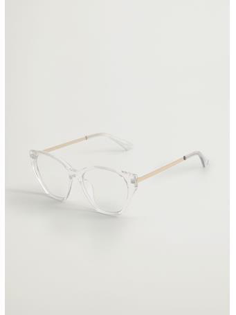 MANGO - Rose Sunglasses LIGHT BEIGE