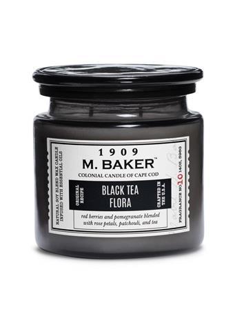 M.BAKER - Black Tea & Flora Scented Candle No Color