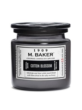M.BAKER - Cotton Blossom Scented Candle No Color