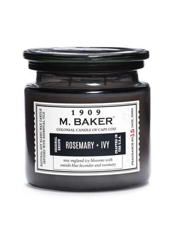 M.BAKER - Rosemary & Ivy Scented Candle No Color
