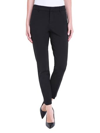 LIVERPOOL JEANS - Kelsey Knit Trouser Super Stretch Ponte BLACK