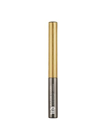 URBAN DECAY - Razor Sharp Water-Resistant  Liquid Eyeliner  No Color