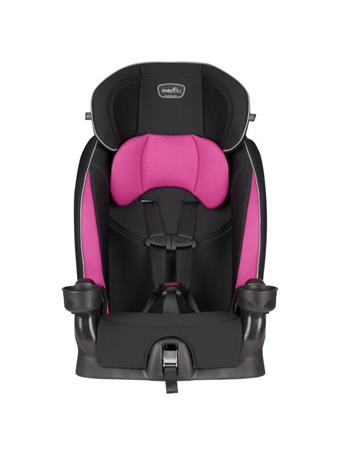EVENFLO - Chase Booster Car Seat PINK