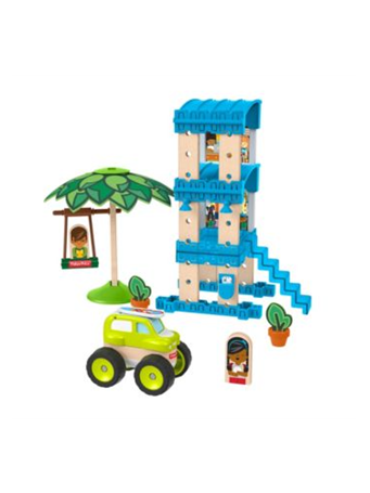 FISHER-PRICE? Wonder Makers? design system Beach Bungalow (3Y+) NO COLOR