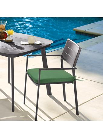 OUTDOOR DeCOR - Laguna Chair Pad GREEN