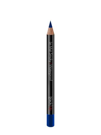 BLACK UP - Waterproof Smoky Matte Eyeliner Pencil MS01