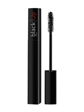 BLACK UP - Volumizing & Lengthening Mascara No Color