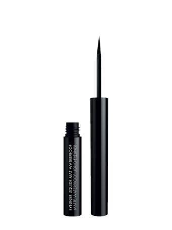 BLACK UP - Matte Waterproof Liquid Eyeliner  No Color