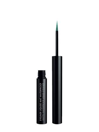 BLACK UP - Matte Waterproof Liquid Eyeliner  ELM 02