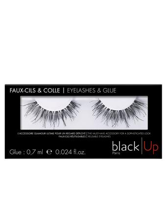 BLACK UP - Seduction Volume Lashes No Color