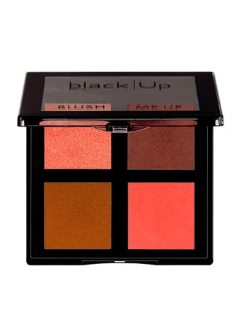 BLACK UP - Blush Me Up Palette No Color