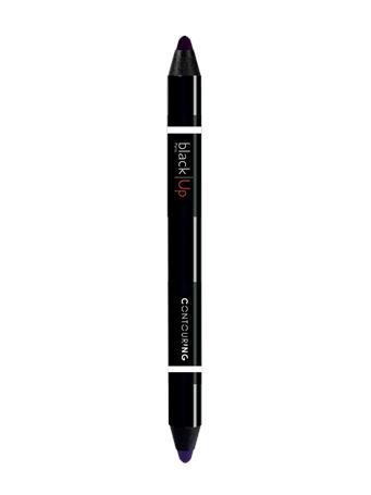 BLACK UP - Ombre Contouring Lip Duo No Color