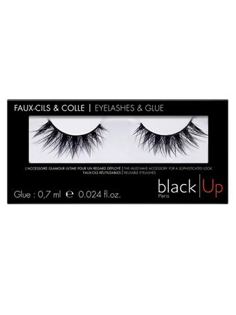 BLACK UP - Queen Of Saba Lashes No Color