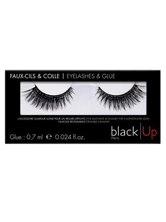 BLACK UP - Insane Curl Lashes No Color