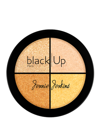 BLACK UP - Highlighting Palette No Color