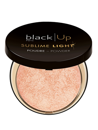 BLACK UP - Sublime Light Compact Highlighter No Color