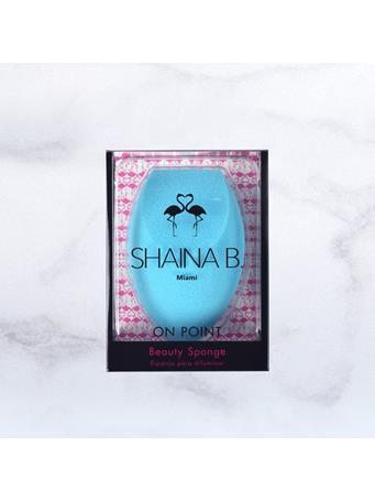 SHAINA B. - On Point Beauty Sponge  No Color