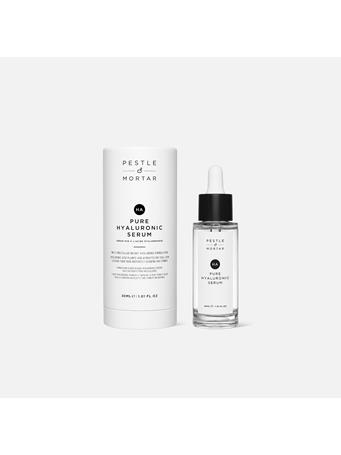 PESTLE & MORTAR - Pure Hylauronic Serum No Color