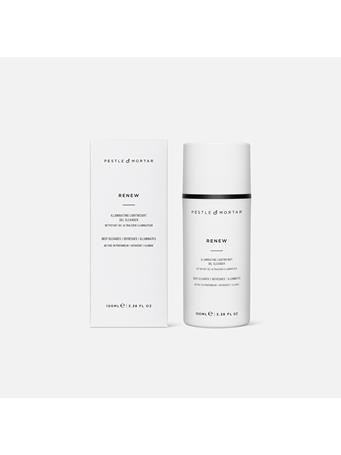PESTLE & MORTAR - Renew Gel Cleanser No Color
