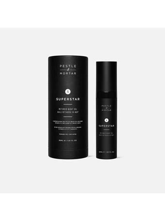 PESTLE & MORTAR - Superstar Retinol Night Oil No Color