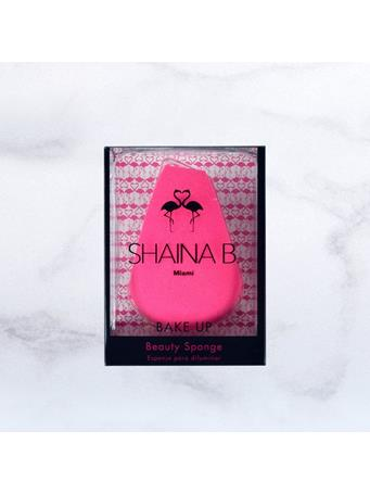 SHAINA B. - Bake Up Beauty Sponge  No Color