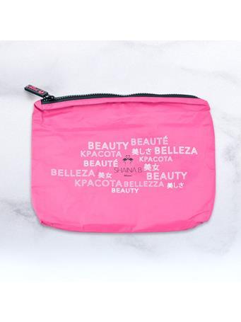 SHAINA B. - Pink Spillproof Bag  No Color