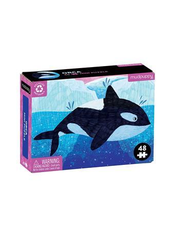 MUDPUPPY - Orca 48 Piece Mini Puzzle NO COLOR