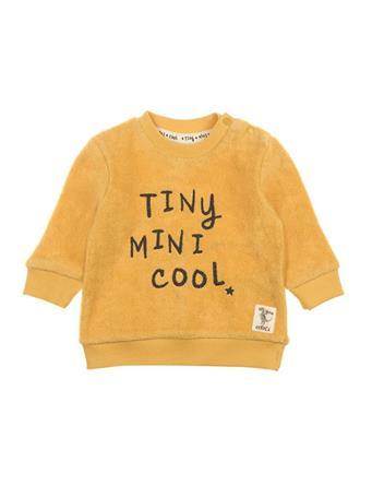 FEETJE - Sweater Tiny - Dino MUSTARD