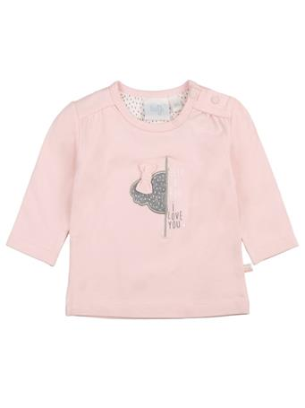 FEETJE - Long Sleeve Top PINK